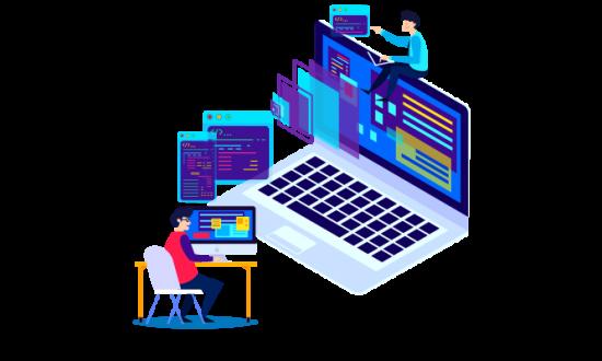 Application Development Internal page